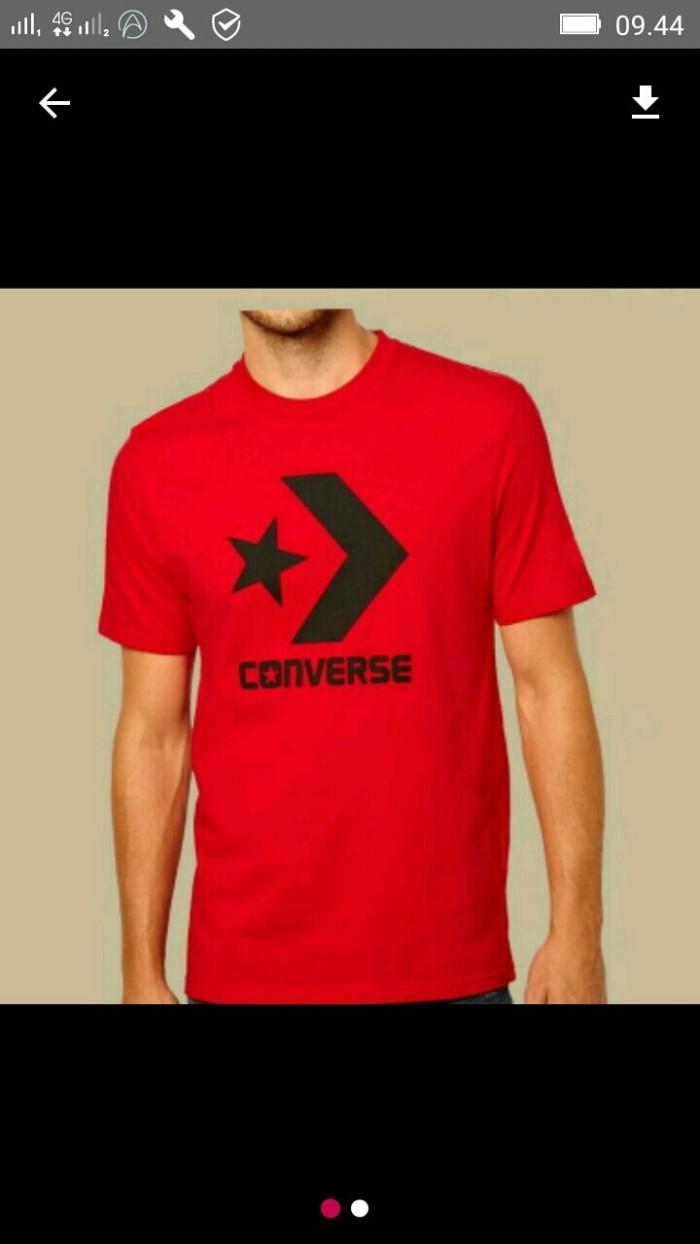Tshirt-Baju-Kaos CONVERSE Terlaris