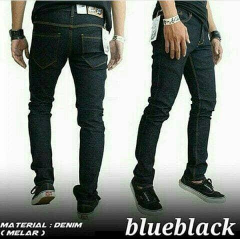 Jeans Monday Alexander SkinnySlim Fit Kenzo Celana Blue Tokopedia Black Jual Cheap EWHID29
