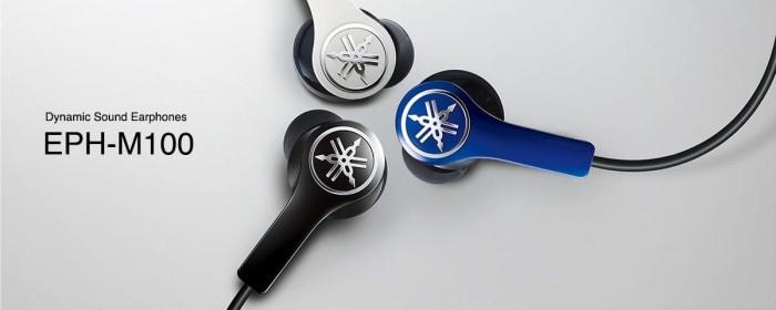 harga Yamaha audio visual earphone eph-m100 / eph m100 / ephm100 / ephm 100 Tokopedia.com