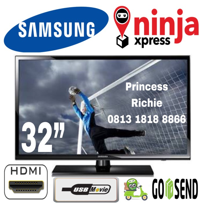 Led tv samsung 32fh4003 32 inch usb movie