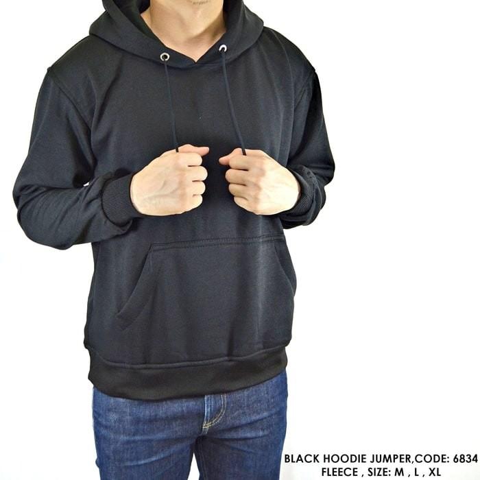 Jaket Pria Sweater Jumper Polos Bayar Ditempat - Daftar Harga ... 1796968c98