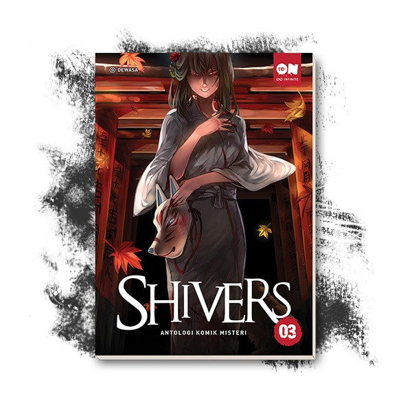 Foto Produk Komik Antologi Misteri Shivers Volume 3 Reon dari re:ON Comics