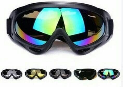 harga Kacamata ski goggles  helm cross trail downhill airsoftgunv Tokopedia.com