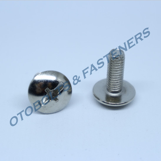 Foto Produk [PAKET 100PCS] Baut Body 6 x 16 Nekel dari Otobolts & Fasteners