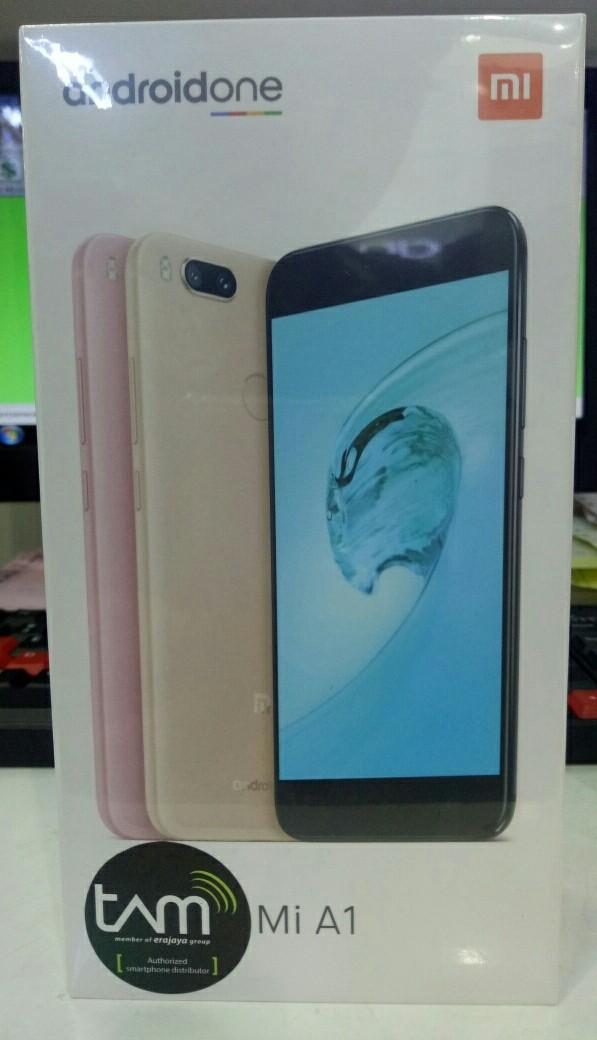 harga Xiaomi mi a1 ram 4gb internal 64gb garansi resmi tam Tokopedia.com