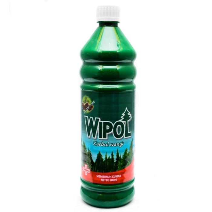 Jual Pembersih Lantai WIPOL CLASSIC PINE BOTOL 800/900ML