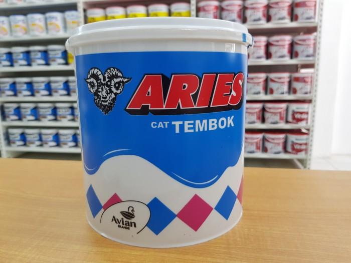 harga Cat tembok aries (5 kg) - avian brands Tokopedia.com