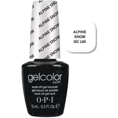 harga O.p.i gel nail polish alpine snow - opi gc l00 (original) termurah Tokopedia.com