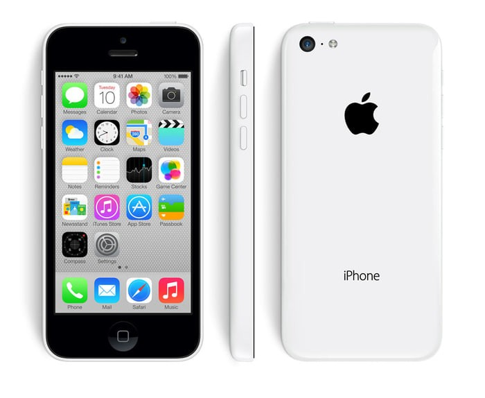 harga Refurbished apple iphone 5c - 32gb - 4g lte garansi distributor 1 thn Tokopedia.com