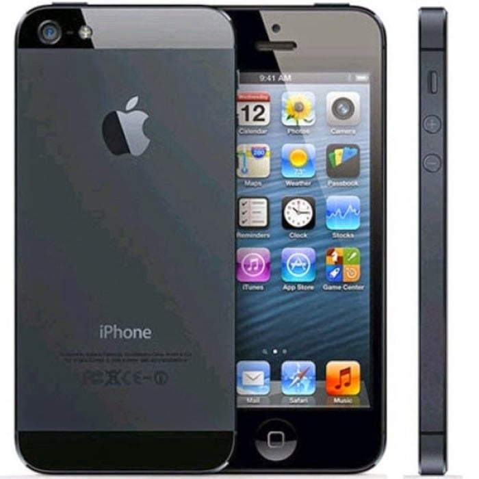 harga Refurbished apple iphone 5 - 16 gb black garansi distributor 1 tahun Tokopedia.com