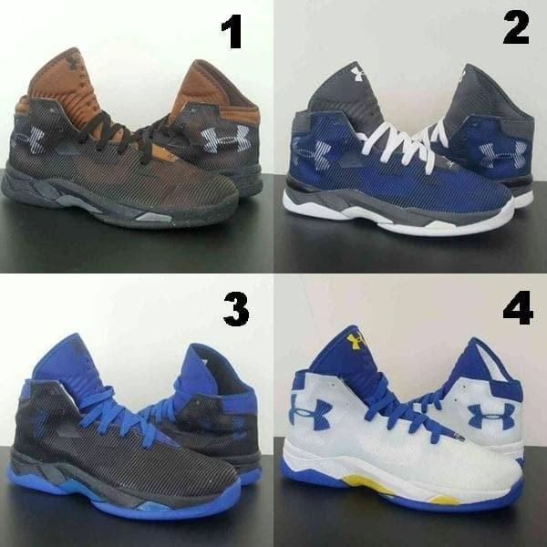 Jual Sepatu Basket Under Armour SC Premium High Pria Man Murah - VIP ... 00a8b832e6