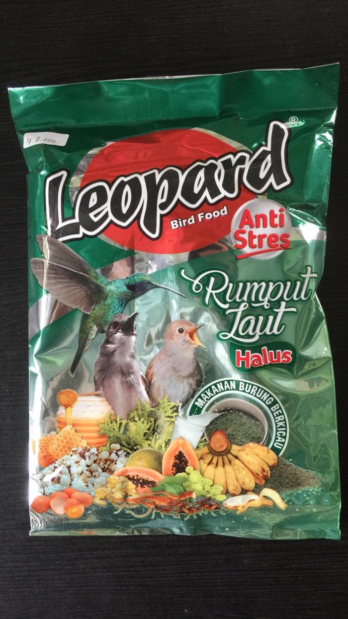 Jual Leopard Rumput Laut Kota Bandung Aneka Voer
