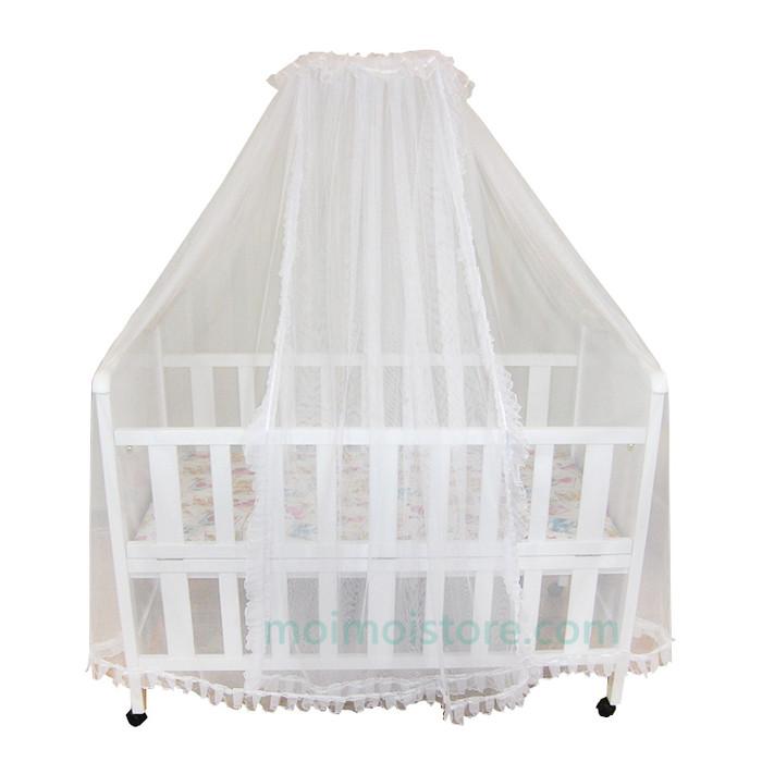 harga Kelambu baby box 1 tiang / kelambu box kayu / kelambu bayi ,urah Tokopedia.com
