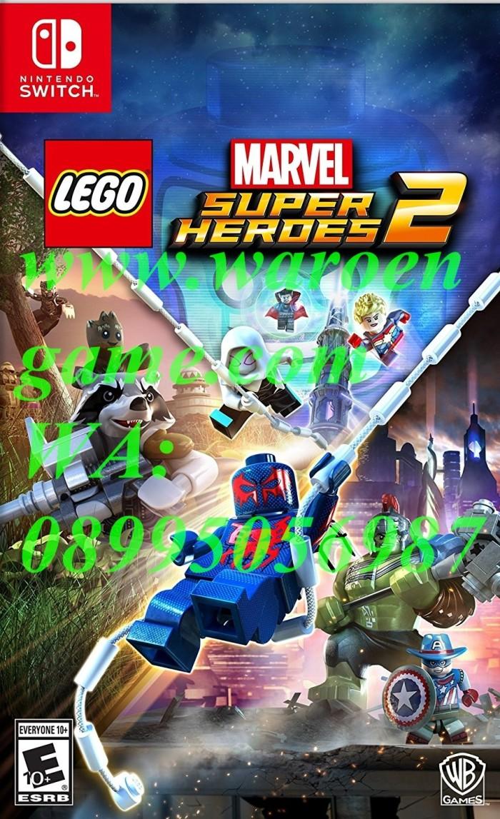 Jual Nintendo Switch / Switch LEGO Marvel Superheroes 2 ...