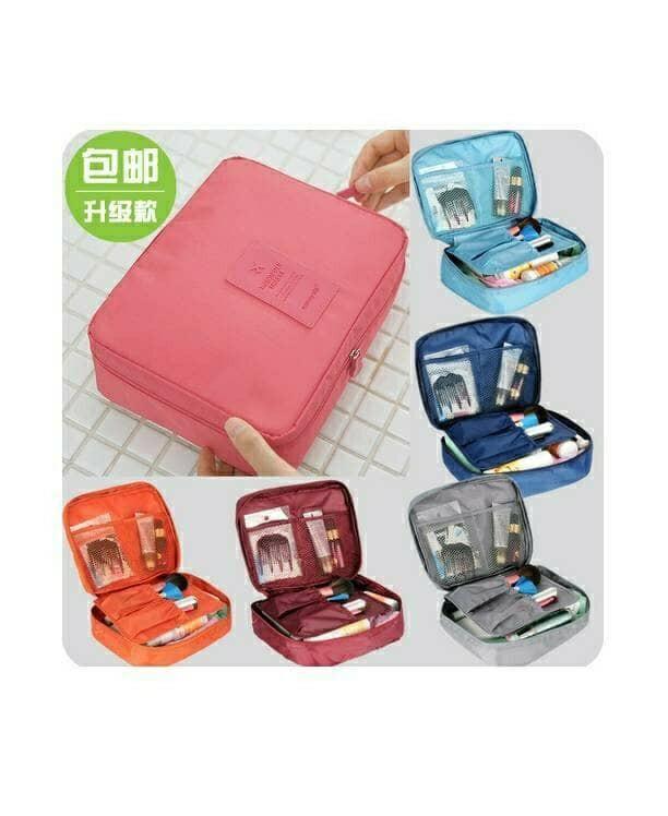 Monopoly multi pouch - tas kosmetik - travel bag ...