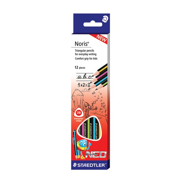 staedtler noris triangular pensil