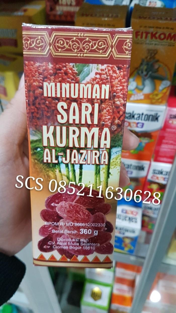 Jual Minuman Sari Kurma Al Jazira 360 Gram Sinar Cahaya Shop Aljazira