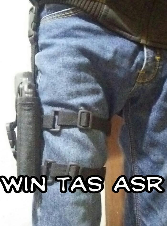 harga Tas holster pistol atau airsofgun paha tacktikal Tokopedia.com
