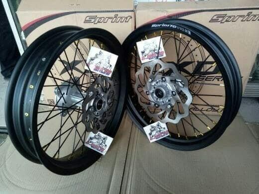 harga Sepaket velg supermoto ring  -17klx d-tracker 250x300 Tokopedia.com