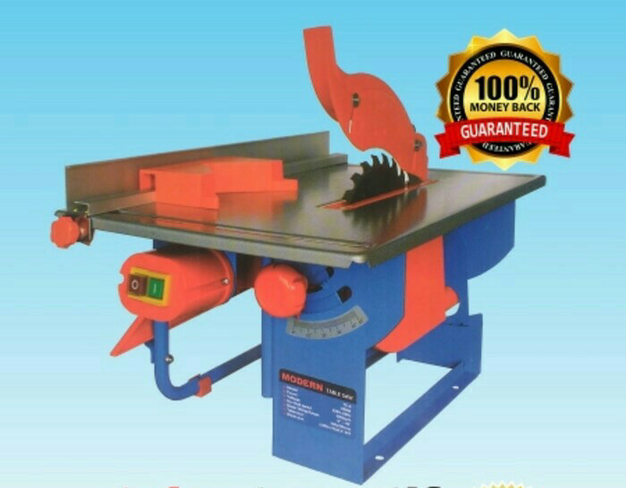 harga Mesin gergaji kayu meja / table circular saw 8 Tokopedia.com