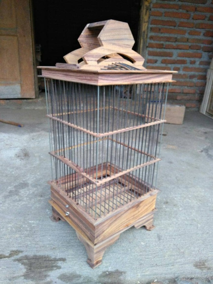 harga Sangkar burung kayu sonokeling Tokopedia.com
