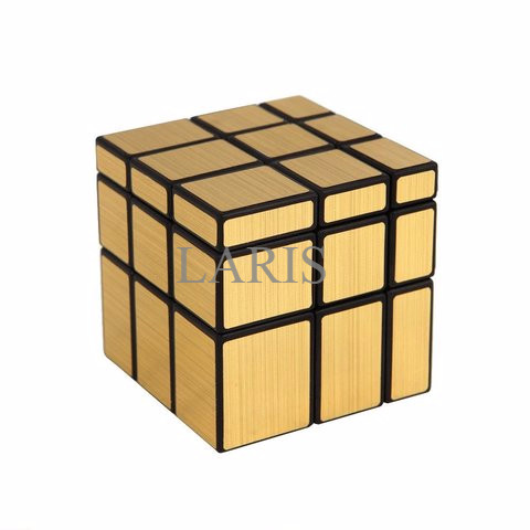 LARIS Rubik Mirror 3x3 YongJun Magic Cube 3x3x3