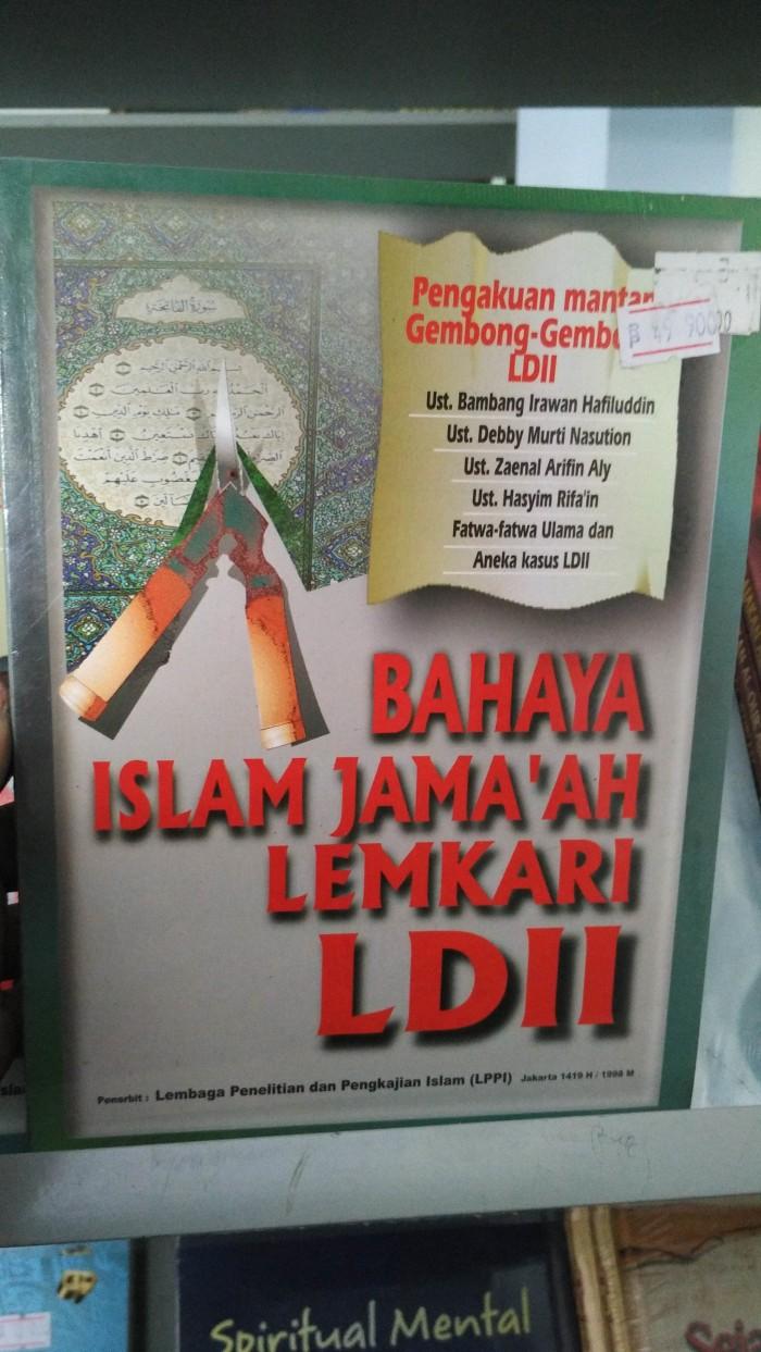 harga Bahaya islam jamaah lemkari ldii Tokopedia.com