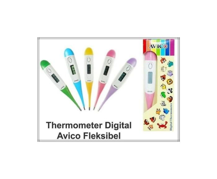 Jual Termometer elastis   termometer lentur   termometer digital ... 243f3201b847c