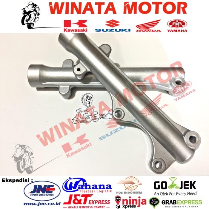 harga Tabung shock depan jupiter mx/ shogun125/vega r new/f1zr/supra x/smash Tokopedia.com