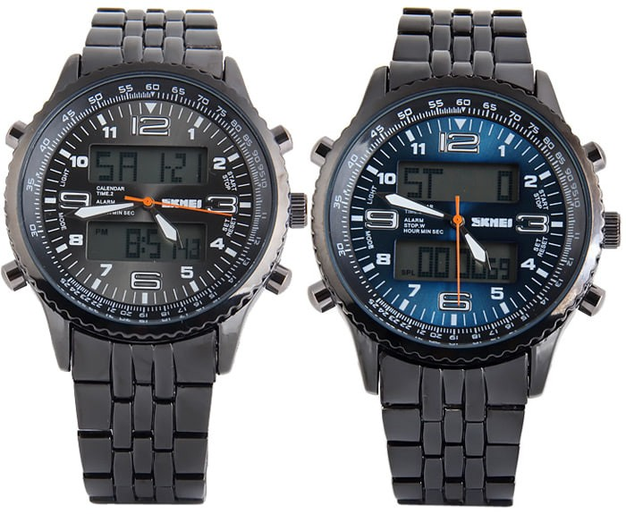 Jam tangan pria sport watch skmei 1032 original water resistant 50m
