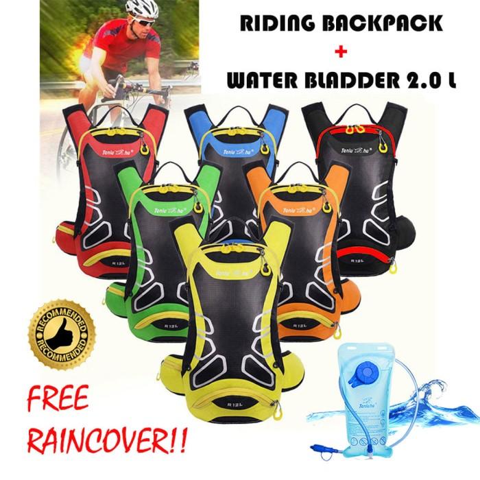 harga Tas sepeda hydropack - water bladder 2 liter Tokopedia.com