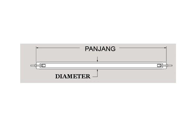 Jual lampu CCFL Backlight LCD 420mmx4mm Lampu Monitor LCD TV DIY