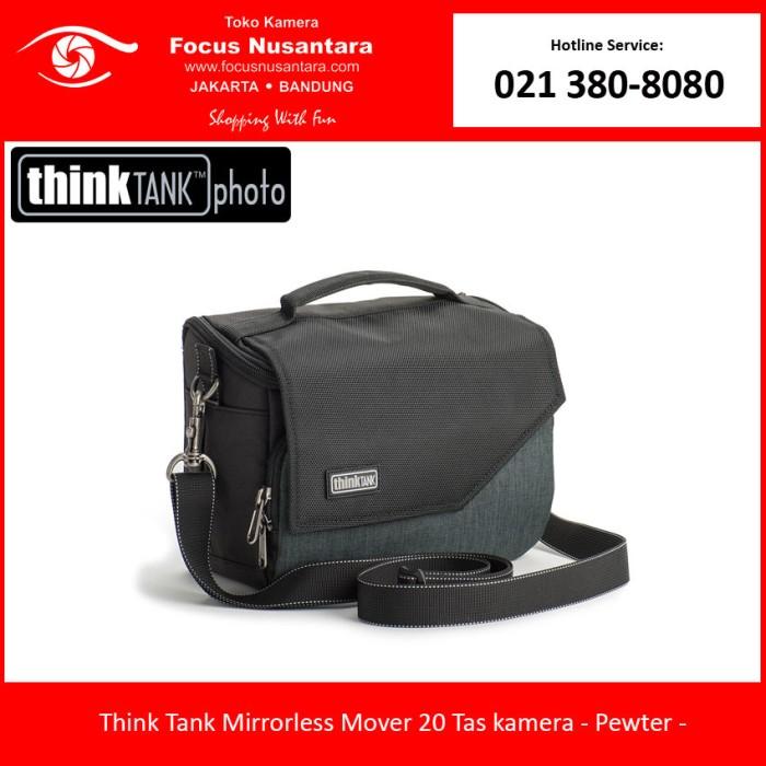 Jual Thinktank Mirrorless Mover 20 Pewter Dki Jakarta Focus Nusantara Os Tokopedia