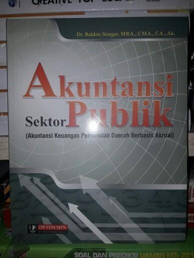harga Akuntansi sektor publik (akpd berbasis akrual) Tokopedia.com