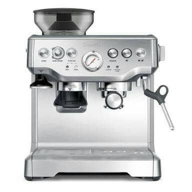 harga Breville bes870bss the barista express coffee machine - refurbished Tokopedia.com