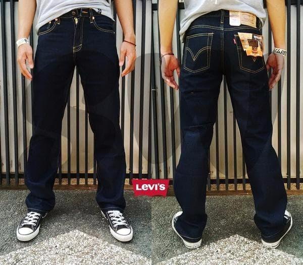 harga Celana jeans panjang kasual kerja pria laki size 38 39 40 41 42 43 44 Tokopedia.com