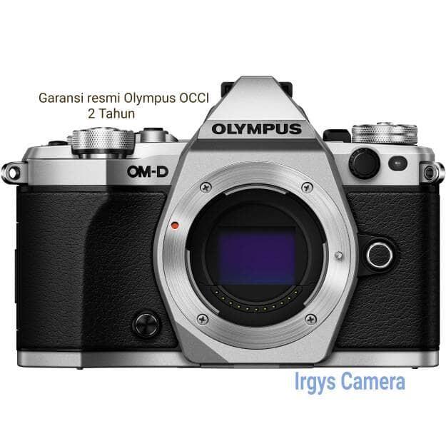 harga Olympus omd-em5 mark ii silver body only Tokopedia.com