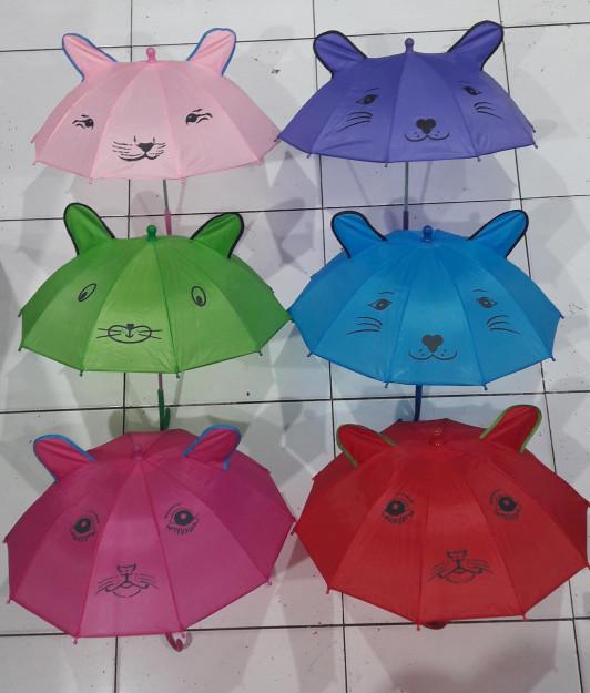 Payung lipat anak kuping / payung mini kuping