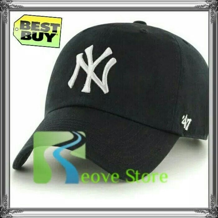 Topi baseball ny new york yankees 47 a01 trucker snapback - rs b7ae689782