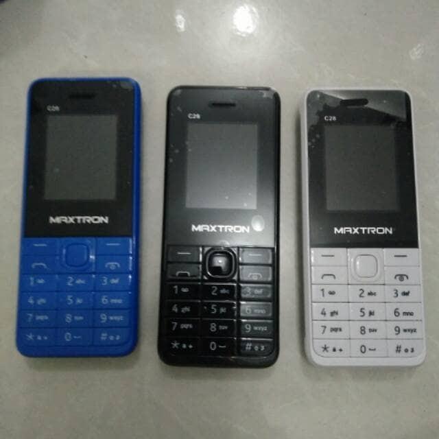 harga Hp maxtron c28 mirip nokia 230 layar 1.8inc mirip prince pc999 murah m Tokopedia.com