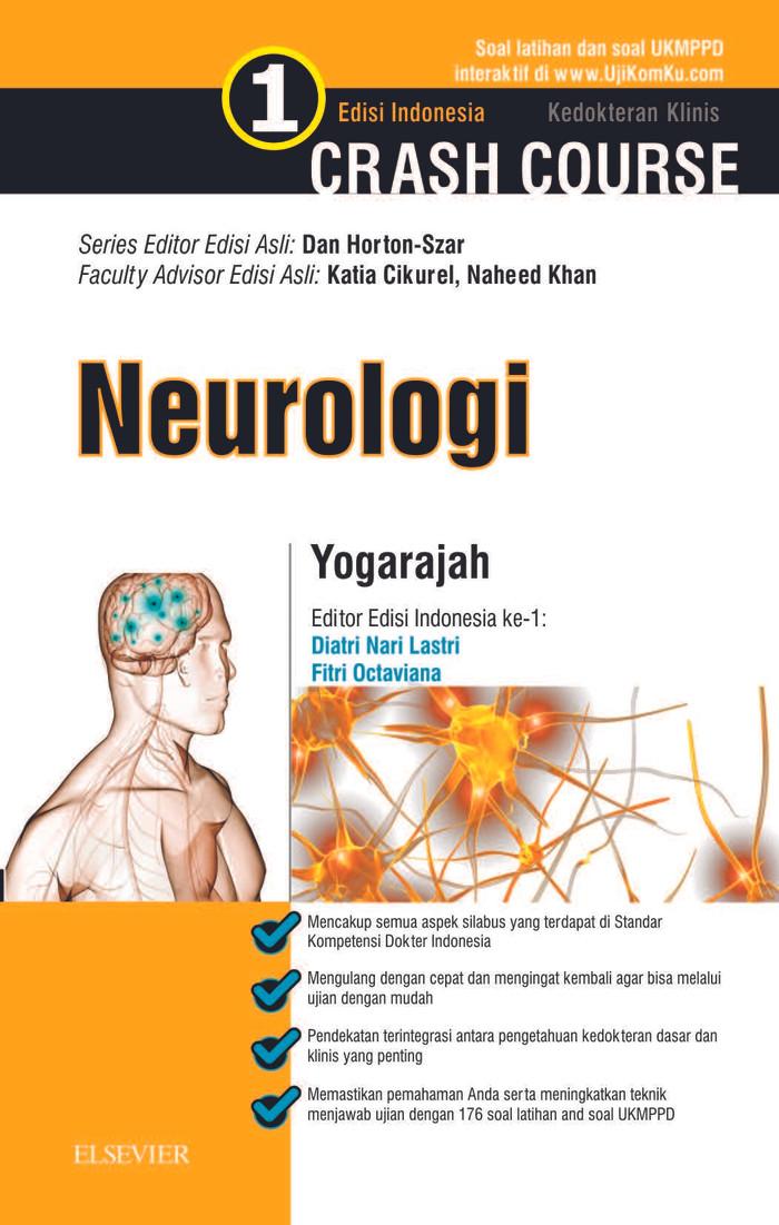 Jual Crash Course Neurologi 1ed Harga Promo Terbaru