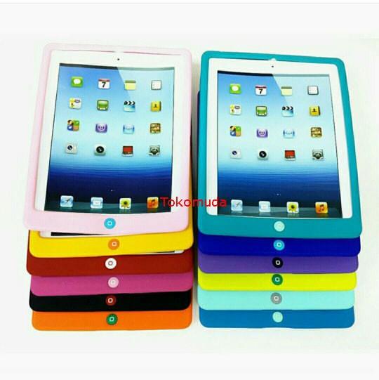 harga Ipad mini 4 silicone soft rubber silikon case casing cover jelly tpu Tokopedia.com