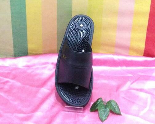 Sandal kesehatan sunfoot dm708 hitam