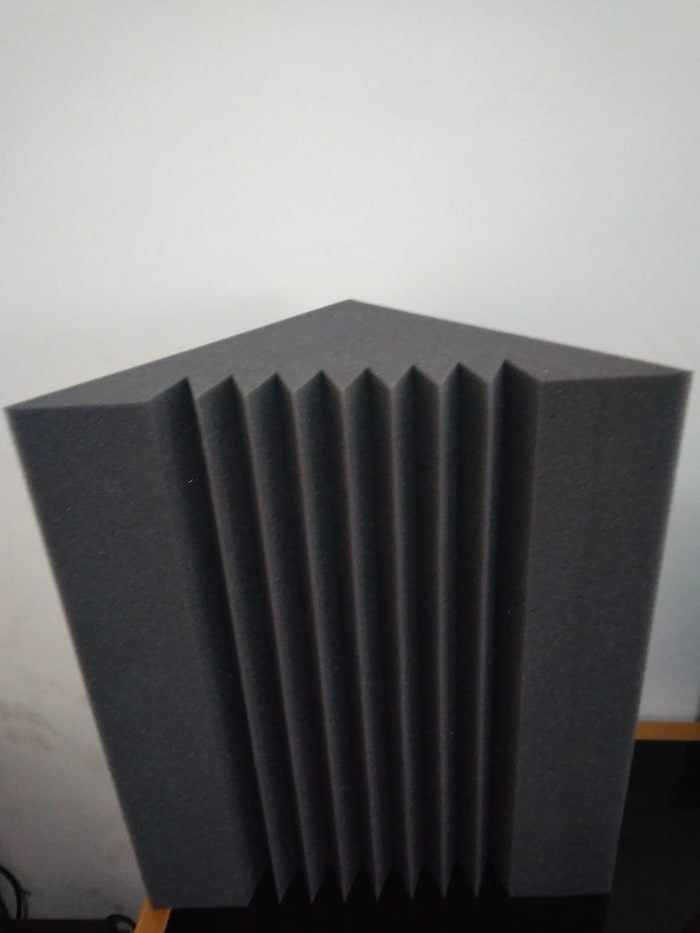 harga Bass trap foam peredam suara corner Tokopedia.com