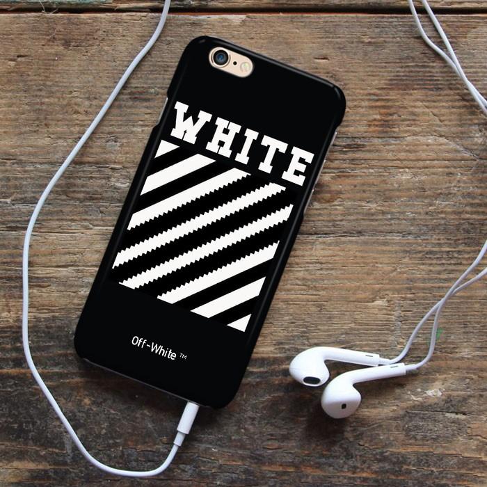 quality design d7d17 974a8 Jual Off White Strip Case Iphone 6 7 Samsung Redmi Oppo F1s S6 Sony Vivo -  Kota Bogor - CustomYu   Tokopedia