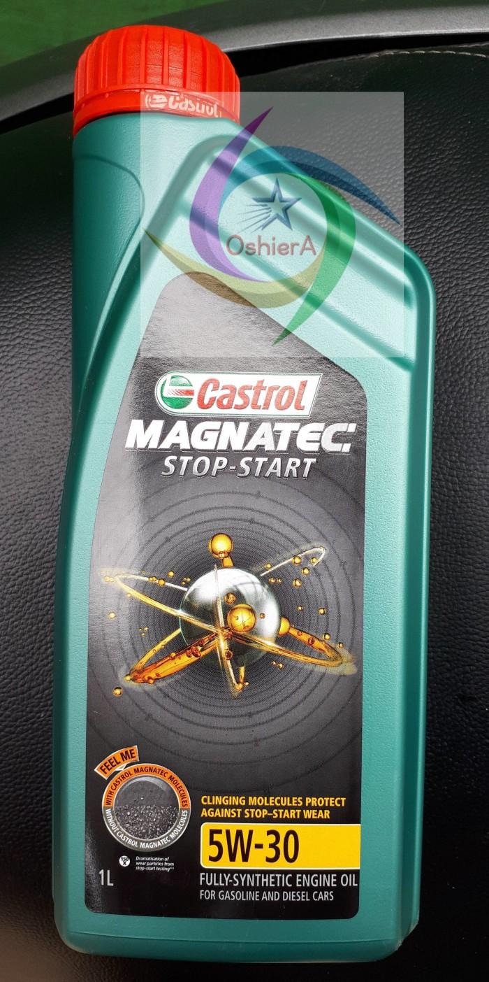 Jual Oli Mobil Castrol Magnatec Stop Start 5w 30 1l Oshiera