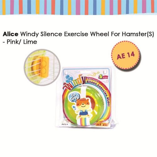 harga Ae14 silence exercise wheel small roda putar mainan hamster Tokopedia.com