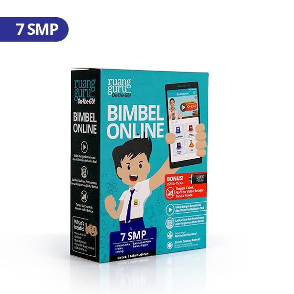 harga Ruangguru on-the-go! 7 smp Tokopedia.com