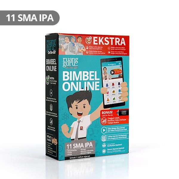 harga Ruangguru on-the-go! ekstra 11 sma ipa Tokopedia.com
