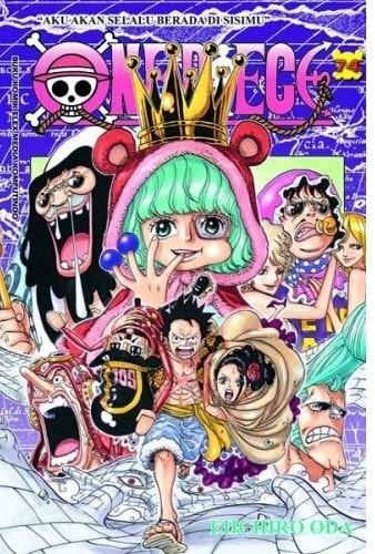 Katalog Komik One Piece Travelbon.com